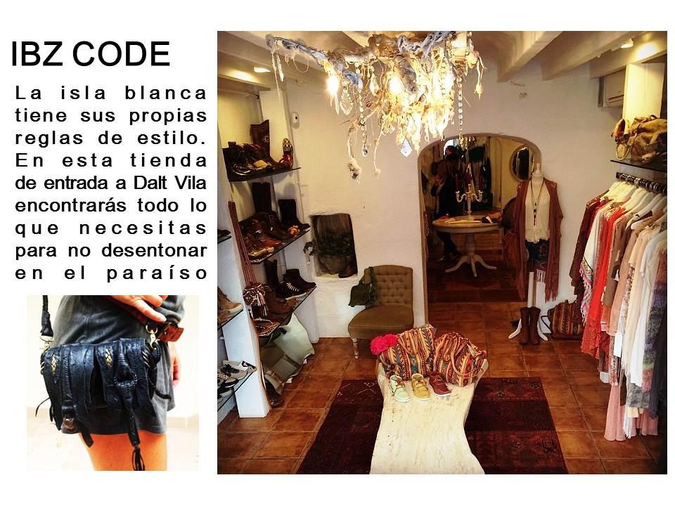 Calle de la Cruz, 21, Ibiza, Más que moda en las Baleares.